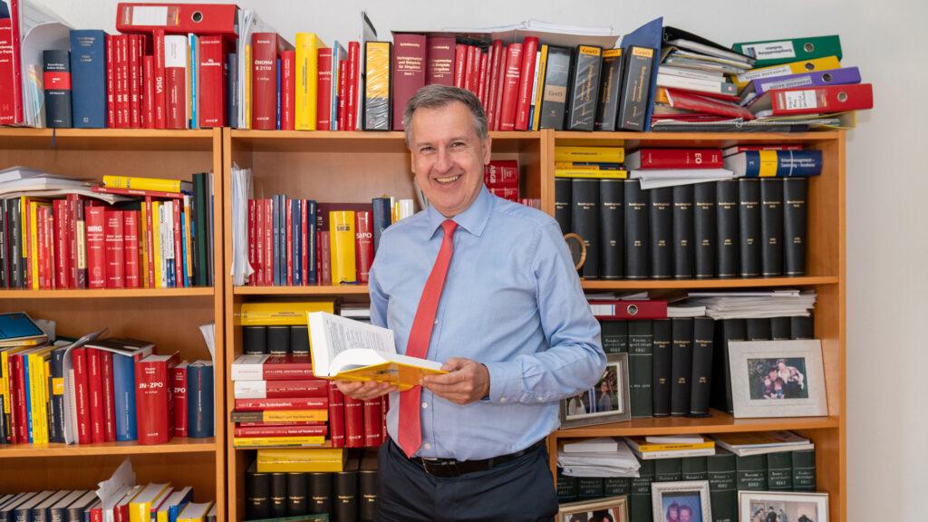 Rechtsanwalt Gerald Gerstacker Leistungen